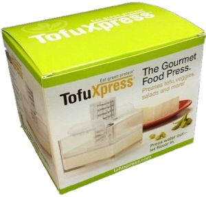 TofuXpress Tofu Press and Food Press